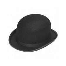 HAT BOWLER FELT BLACK