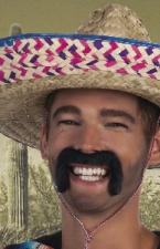 MOUSTACHE MEXICAN
