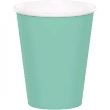SOLID COLOUR FRESH MINT CUPS