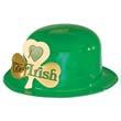 ST PATRICKS DAY HAT I LOVE THE IRISH