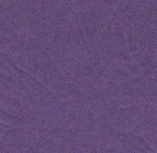 PLAIN SERVIETTES PURPLE 20s