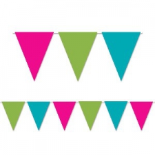 HULA BUNTING SOLID COLOUR