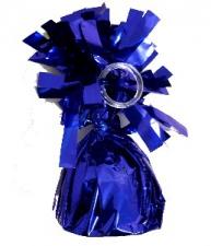 BALLOON WEIGHT FOIL BLUE