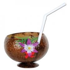 HULA COCONUT CUP HALF