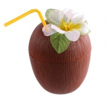 COCONUT CUP STRAW