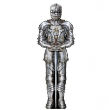 NIGHT IN ARMOUR 3 FOOT