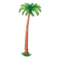 HULA CUTOUT PALM 6FOOT