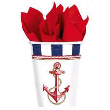 ANCHORS AWEIGH CUPS