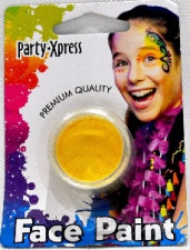 FACE PAINT 3G NEON YELLOW