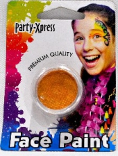 FACE PAINT 3G PEARL GOLD