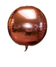 32 INCH FOIL 4D ORBZ ROSE GOLD