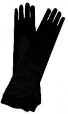 GLOVES LONG BLACK