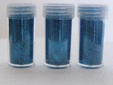 GLITTER SHAKERS 8grams BLUE 3s