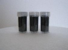 GLITTER SHAKERS 8grams BLACK 3s