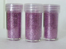 GLITTER SHAKERS 8grams PINK 3s