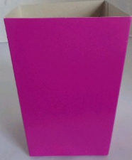 POPCORN BOX SMALL PURPLE