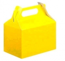 PARTY BOX YELLOW