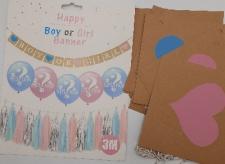 BUNTING BABY BOY OR GIRL 3m