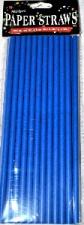 STRAWS PAPER 24s BLUE
