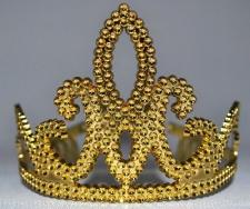 TIARA CROWN GOLD