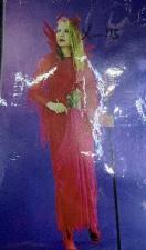 HALLOWEEN COSTUME DEVIL FEMALE KIDS
