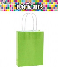 PARTY BAGS MINT GREEN 8s