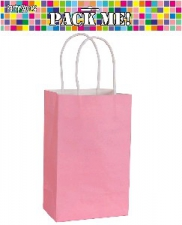 PARTY BAGS LIGHT PINK 8s