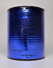 BALLOON RIBBON METALLIC BLUE 450 METRES