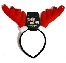 CHRISTMAS HEADPIECE REINDEER