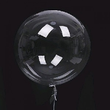 BOBO BALLOON CLEAR 20CM  50s