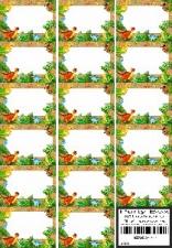 PARTY BOX STICKERS DINO JUNIOR 17'S